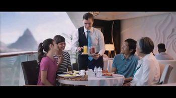 Celebrity Cruises TV Spot, 'Sail Into a World' - Thumbnail 2