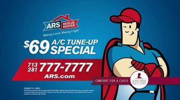 ARS Rescue Rooter $69 A/C Tune-Up Special TV Spot, 'Call the Pros' - Thumbnail 10