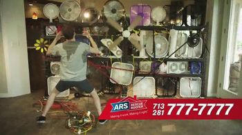 ARS Rescue Rooter $69 A/C Tune-Up Special TV Spot, 'Call the Pros'