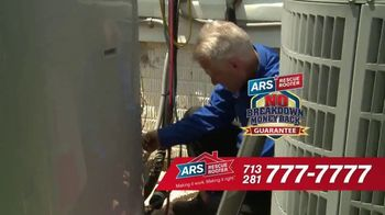 ARS Rescue Rooter $69 A/C Tune-Up Special TV Spot, 'Call the Pros' - Thumbnail 7