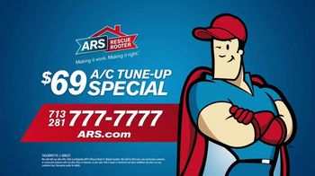 ARS Rescue Rooter $69 A/C Tune-Up Special TV Spot, 'Call the Pros' - Thumbnail 9