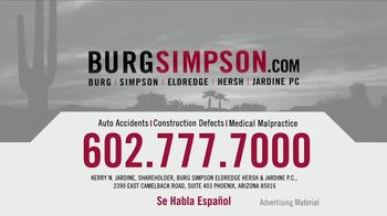 Burg Simpson TV Spot, 'Most of My Time' - Thumbnail 8