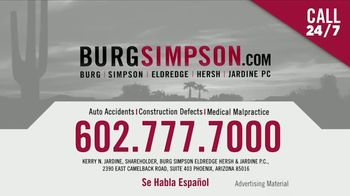 Burg Simpson TV Spot, 'Most of My Time' - Thumbnail 9