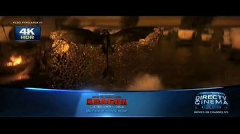 DIRECTV Cinema TV Spot, 'How to Train Your Dragon: The Hidden World' - Thumbnail 2