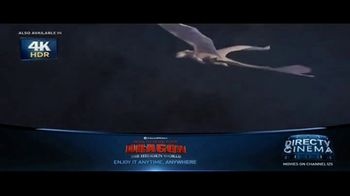 DIRECTV Cinema TV Spot, 'How to Train Your Dragon: The Hidden World' - Thumbnail 4