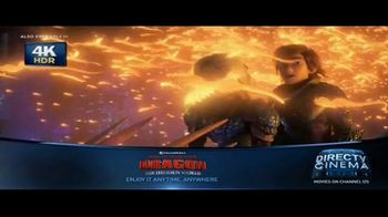 DIRECTV Cinema TV Spot, 'How to Train Your Dragon: The Hidden World' - Thumbnail 5