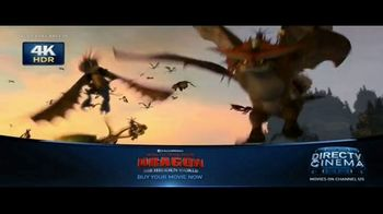 DIRECTV Cinema TV Spot, 'How to Train Your Dragon: The Hidden World' - Thumbnail 7