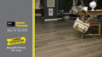Lumber Liquidators TV Spot, 'Celebrate 25 Years' - Thumbnail 5