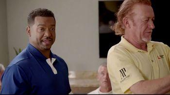 PGA TOUR TV Spot, 'Legend at Golf' Featuring Alfonso Ribeiro, Miguel Ángel Jiménez - Thumbnail 2