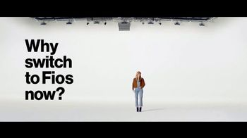 Fios by Verizon TV Spot, 'Why Switch: Fios TV Test Drive'