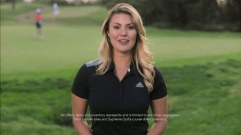 Supreme Golf TV Spot, 'A Great Decision' Featuring Amanda Balionis