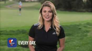 Supreme Golf TV Spot, 'A Great Decision' Featuring Amanda Balionis - Thumbnail 3