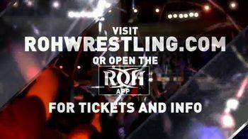 ROH Wrestling TV Spot, '2019 Kent: Showare Center' - Thumbnail 10