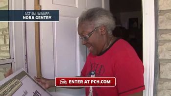 Publishers Clearing House TV Spot, 'Actual Winner: Nora Gentry' - Thumbnail 2