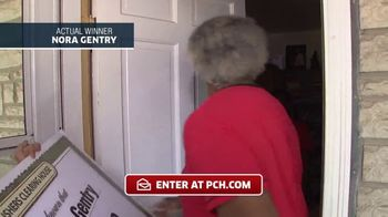 Publishers Clearing House TV Spot, 'Actual Winner: Nora Gentry'