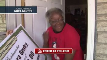 Publishers Clearing House TV Spot, 'Actual Winner: Nora Gentry' - Thumbnail 3