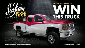 Sea Foam Pour + Spray Combo Pack TV Spot, 'Truck Tech Sweepstakes'