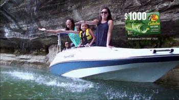 Tracker Boats TV Spot, 'Boats With a Bonus'