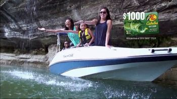 Tracker Boats TV Spot, 'Boats With a Bonus'