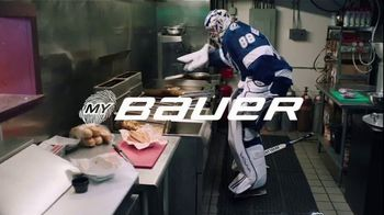 Bauer Hockey TV Spot, 'Custom Goalie Gear' Featuring Andrei Vasilevskiy - Thumbnail 10