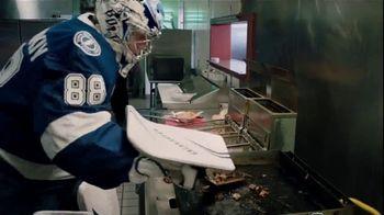 Bauer Hockey TV Spot, 'Custom Goalie Gear' Featuring Andrei Vasilevskiy