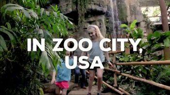 Visit Omaha TV Spot, 'Zoo City, USA' Song by Dick Walter - Thumbnail 8