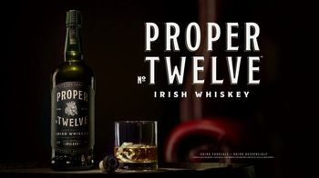 Proper No. Twelve TV Spot, 'A Proper Compliment' Featuring Conor McGregor - Thumbnail 7