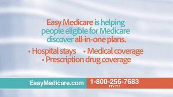 easyMedicare.com TV Spot, 'All in One Plans'