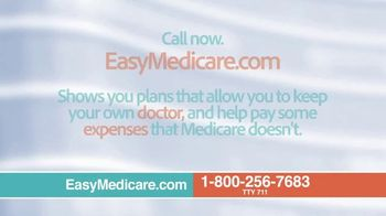 easyMedicare.com TV Spot, 'All in One Plans' - Thumbnail 6
