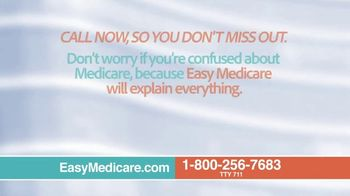 easyMedicare.com TV Spot, 'All in One Plans' - Thumbnail 8