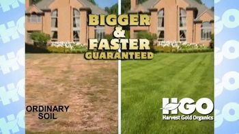 Harvest Gold Organics TV Spot, 'Soil Conditioner' - Thumbnail 3