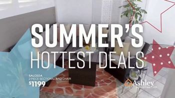 Ashley HomeStore Memorial Day Sale TV Spot, 'Patio Furniture' Song by Midnight Riot - Thumbnail 4