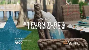 Ashley HomeStore Memorial Day Sale TV Spot, 'Patio Furniture' Song by Midnight Riot - Thumbnail 8