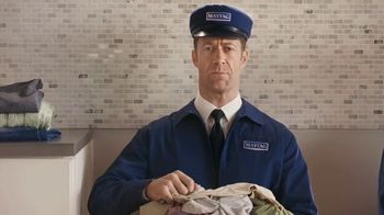 Maytag Month TV Spot, 'Extra Power Button' Featuring Colin Ferguson