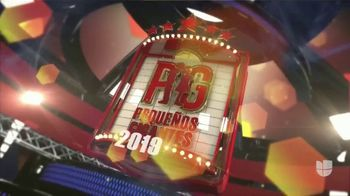 Denny's Crepes TV Spot, 'Univision: Pequeños Gigantes' [Spanish] - Thumbnail 1