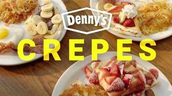 Denny's Crepes TV Spot, 'Univision: Pequeños Gigantes' [Spanish] - Thumbnail 9