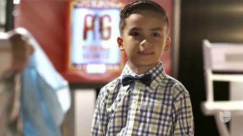 Denny's Crepes TV Spot, 'Univision: Pequeños Gigantes' [Spanish] - Thumbnail 3