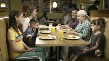 Denny's Crepes TV Spot, 'Univision: Pequeños Gigantes' [Spanish] - Thumbnail 6