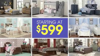 Rooms to Go Kids & Teens Memorial Day Sale TV Spot, 'Kids Furniture' - Thumbnail 4