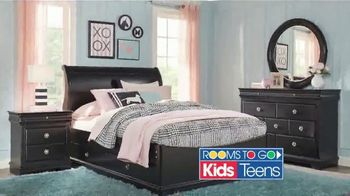 Rooms to Go Kids & Teens Memorial Day Sale TV Spot, 'Kids Furniture' - Thumbnail 7