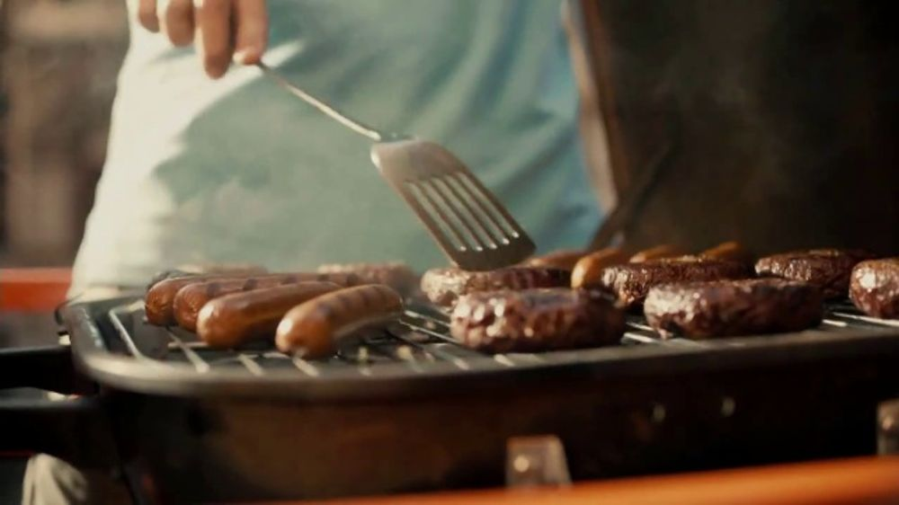 King's Hawaiian Buns TV Commercial, 'Fire up the Grill'
