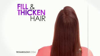 Hairology Hair Thickening Fibers TV Spot, 'Point & Pump' - Thumbnail 6