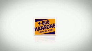 1-800-HANSONS TV Spot, 'Hail-Resistant Roof: Free Tablet' - Thumbnail 1