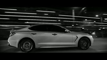 2019 Genesis G70 TV Spot, 'Cast Shadows' Song by Foxes [T2]