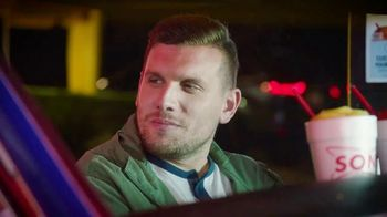 Sonic Drive-In Red Bull Slushes TV Spot, 'MTV: Stupid Questions' Featuring Chris Distefano, Chico Bean - Thumbnail 9