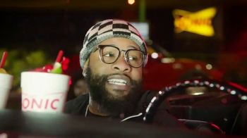 Sonic Drive-In Red Bull Slushes TV Spot, 'MTV: Stupid Questions' Featuring Chris Distefano, Chico Bean - Thumbnail 7