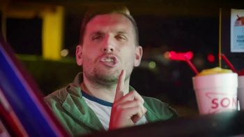 Sonic Drive-In Red Bull Slushes TV Spot, 'MTV: Stupid Questions' Featuring Chris Distefano, Chico Bean - Thumbnail 8
