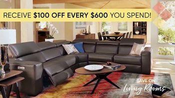 Scandinavian Designs TV Spot, 'Every $600 You Spend' - Thumbnail 2