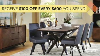 Scandinavian Designs TV Spot, 'Every $600 You Spend' - Thumbnail 3
