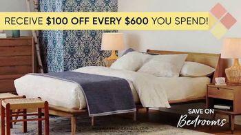 Scandinavian Designs TV Spot, 'Every $600 You Spend' - Thumbnail 4